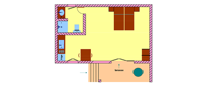 1 Plan Bungalow B 680x300