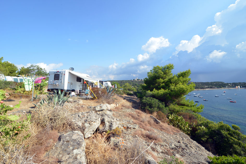 Emplacement Mobil Home Corse Sud
