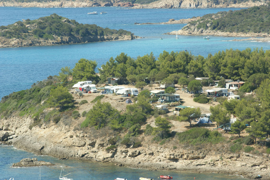 Emplacements Camping Bord Mer