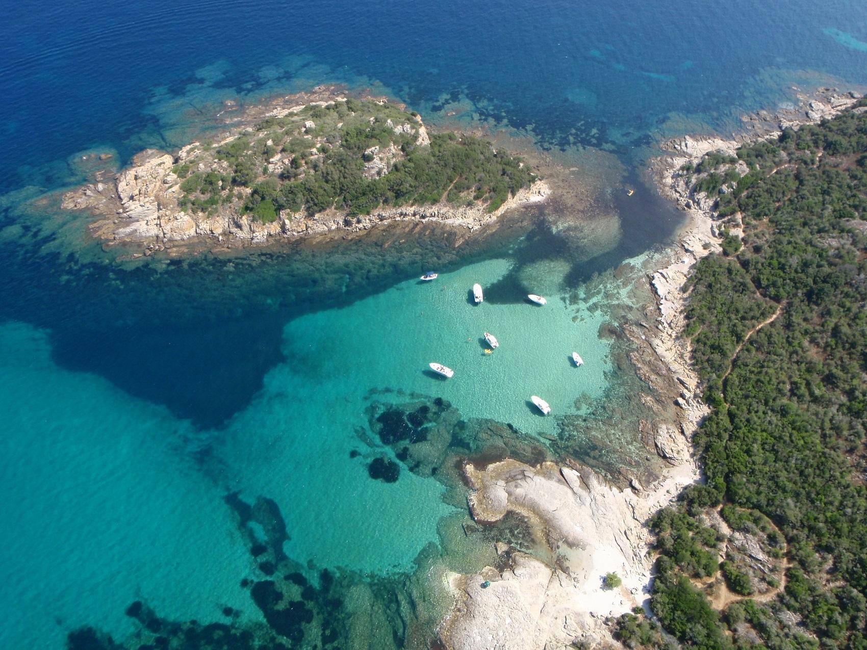 Île de Farina - Les Cerbicales